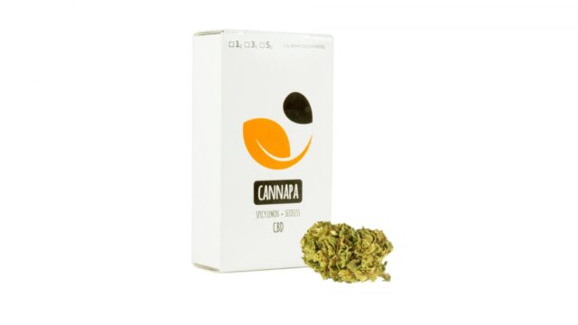 Cannapa • Spicy Lemon
